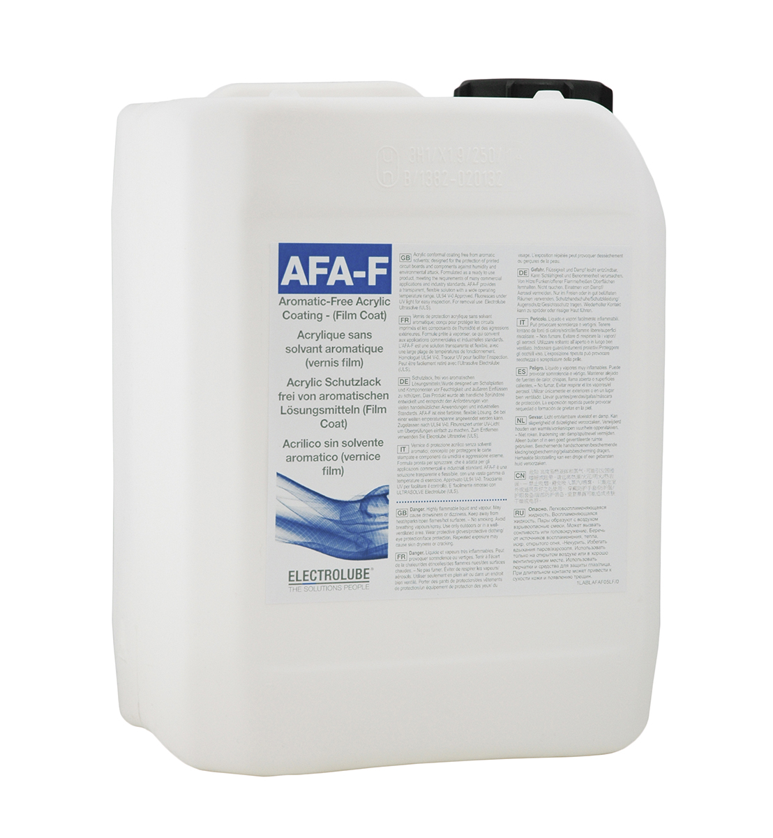 AFAF - Aromatic-Free Acrylic Coating (Film-Coat)