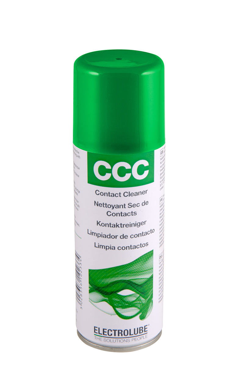 Non-flammable Contact Cleaner - CCC