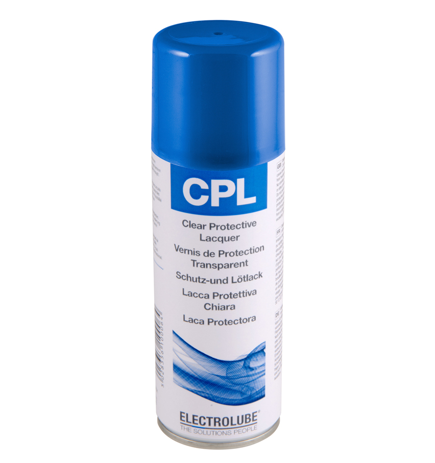 CPL - Clear Protective Lacquer