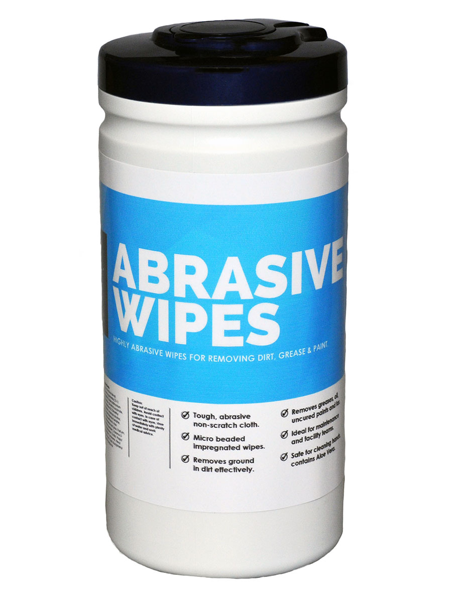 Solder Connection Abrasive Wipes