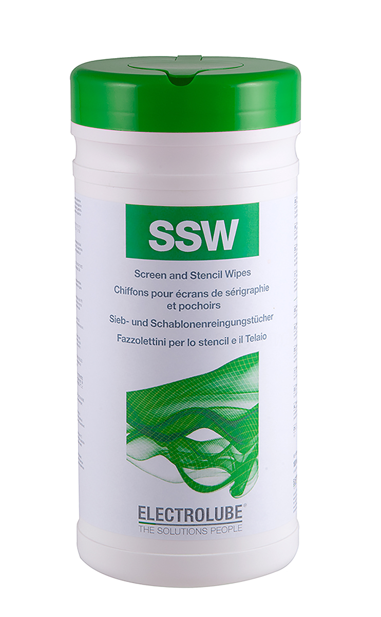 Screen and Stencil Wipes SSW