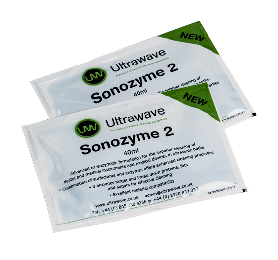 Sonozyme 2 Ultrasonic Detergent